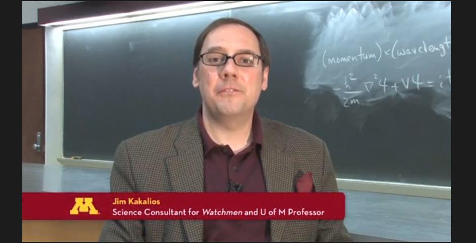 Nominee - Science of Watchmen