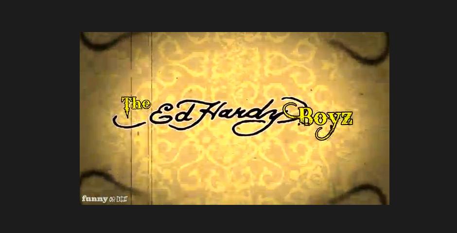 Webby Award Nominee - The Ed Hardy Boyz