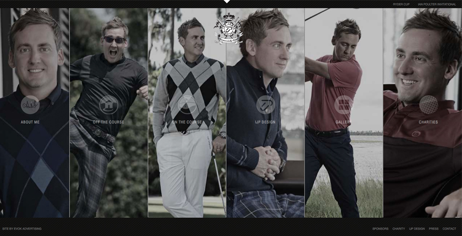 Nominee - Ian Poulter