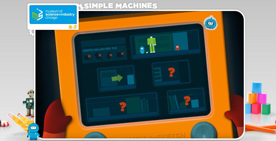 Webby Award Nominee - Simple Machines
