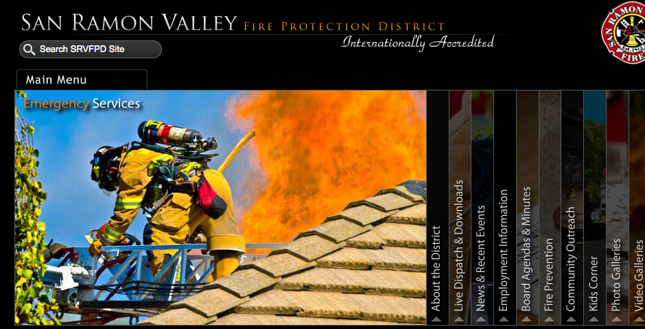 Nominee - San Ramon Valley Fire