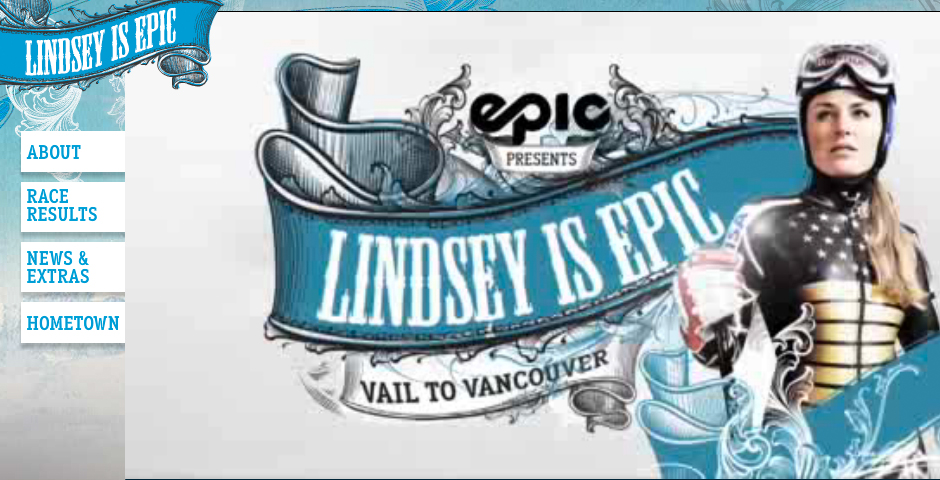 Nominee - Lindsey Is Epic: Vail to Vancouver