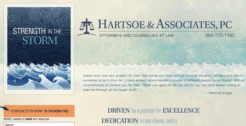 Nominee - Hartsoe & Associates, P.C.