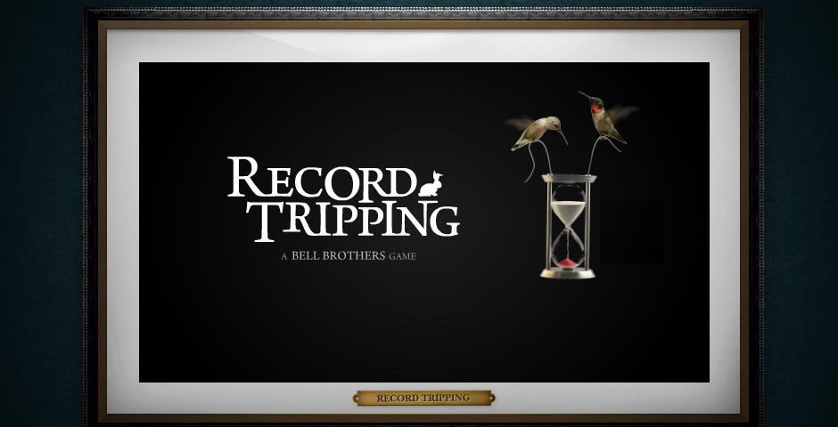 2010 Webby Winner - Record Tripping