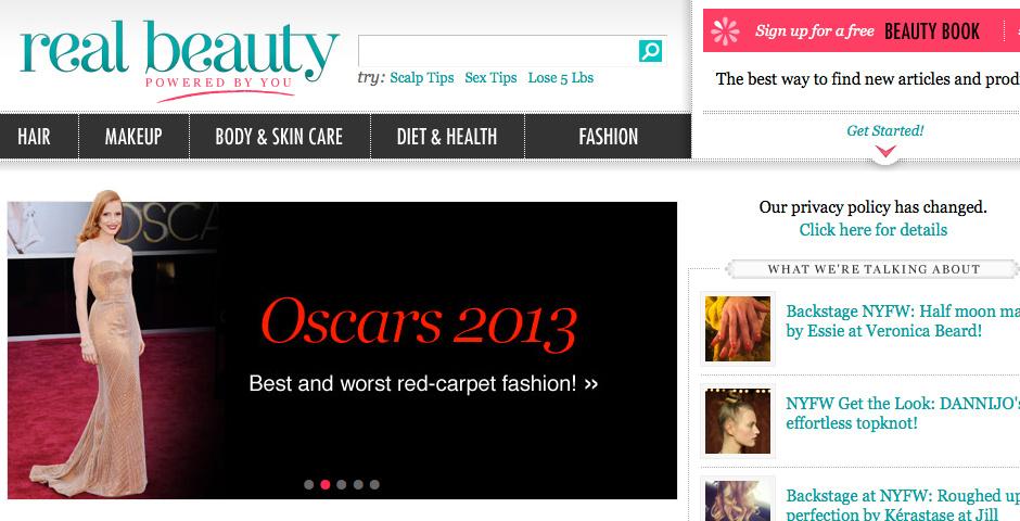 2010 Webby Winner - Real Beauty