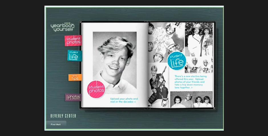 People's Voice / Webby Award Winner - Yearbook Yourself