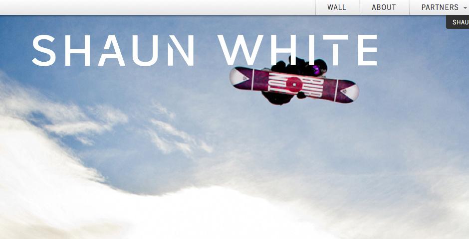 Webby Award Nominee - Shaun White\'s Project X