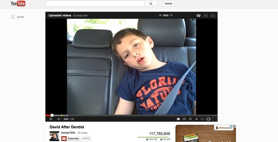 Nominee - David After Dentist