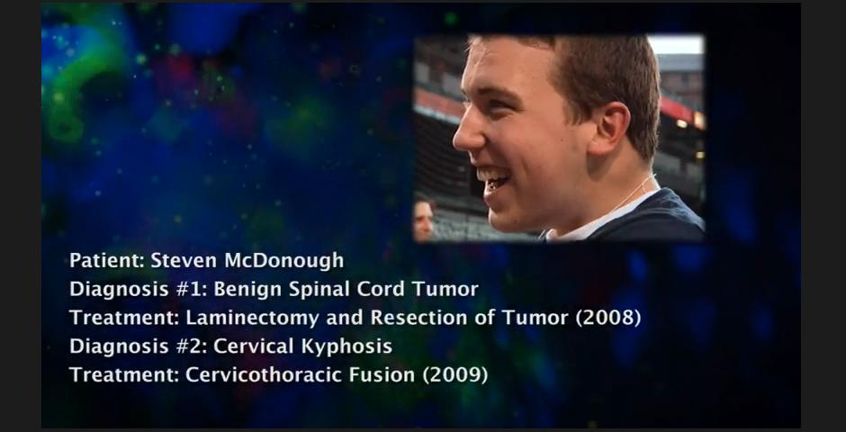 Nominee - Johns Hopkins Medicine Neurosurgery Patient Story