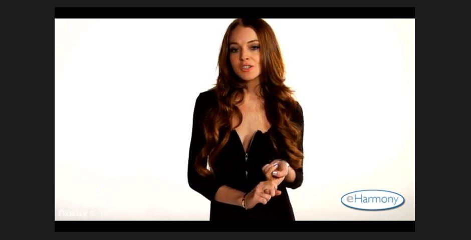 Nominee - Lindsay Lohan's eHarmony Profile