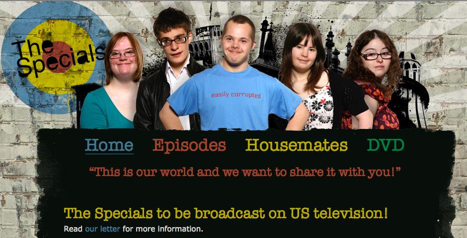 2010 Webby Winner - The Specials