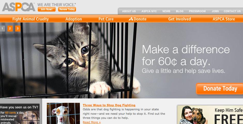 People's Voice - ASPCA