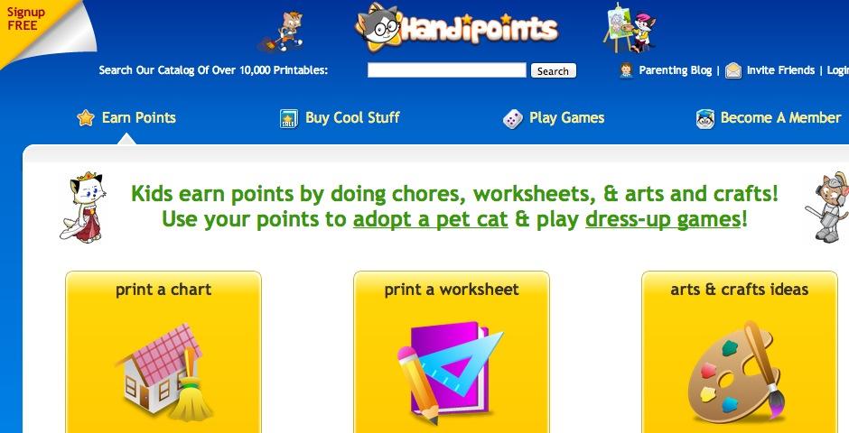 Nominee - Handipoints – Make Fun of Work!