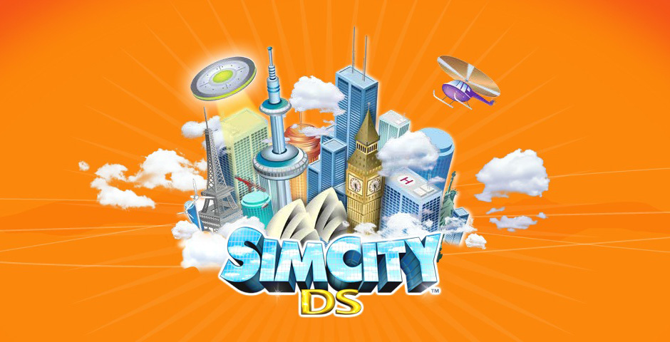 - Electronic Arts Sim City™ DS