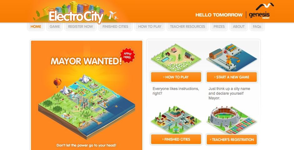 Nominee - ElectroCity