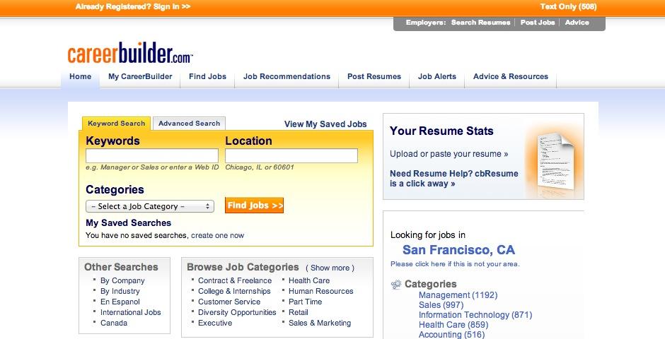 People's Voice - CareerBuilder.com