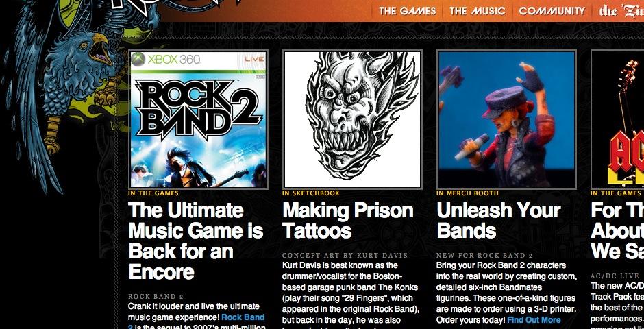 Nominee - ROCK BAND.com