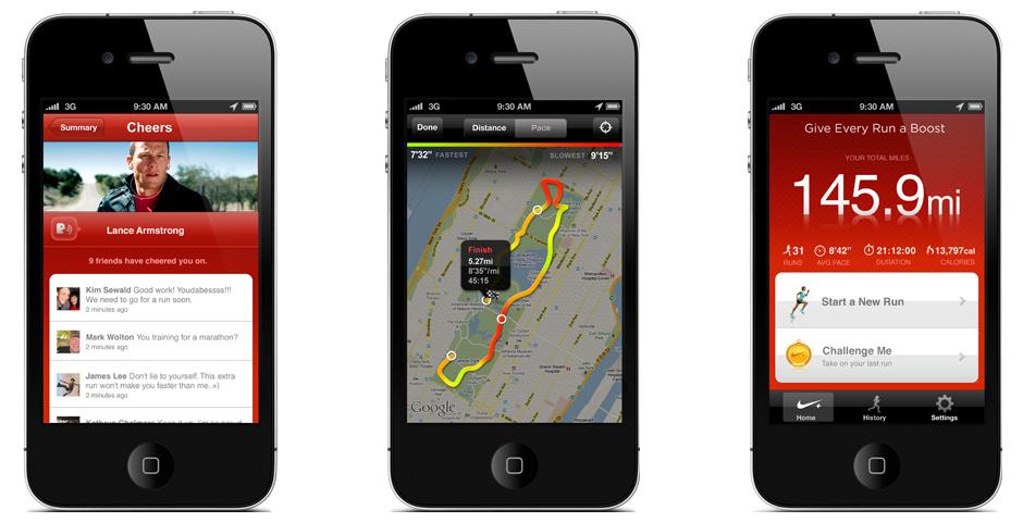 2011 Webby Winner - Nike+ GPS