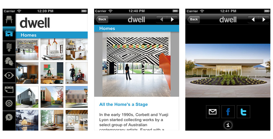 Nominee - Dwell by The Zumobi Network