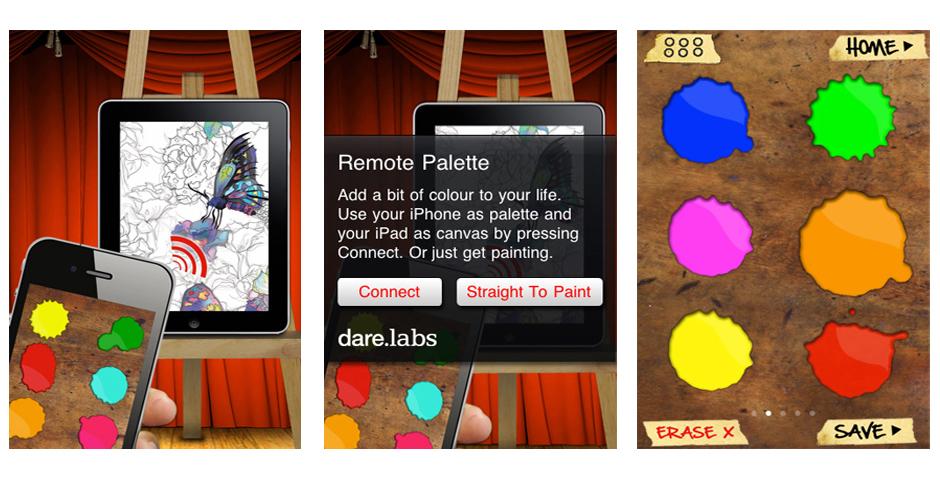 Nominee - Remote Palette