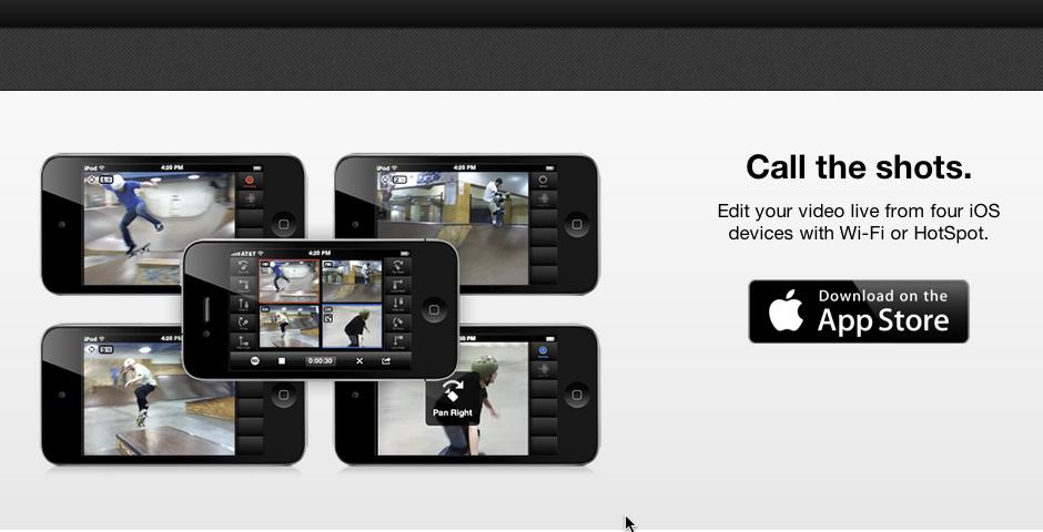 Webby Award Nominee - CollabraCam for iPhone