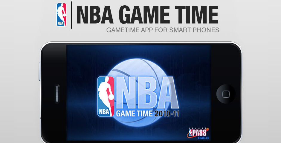 Webby Award Nominee - NBA Game Time