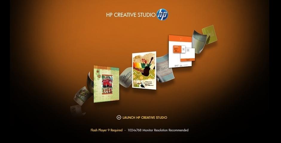 Webby Award Nominee - HP Print Studio