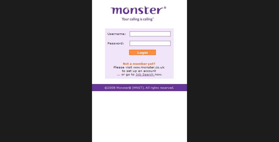 Nominee - Monster UK Mobile