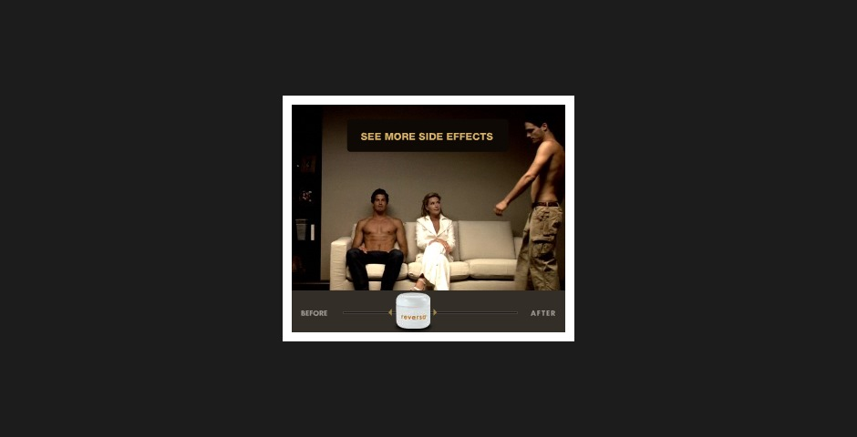 Nominee - See More Side Effects – Integrated Campaign