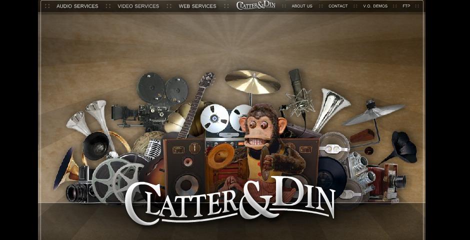 Nominee - Clatter & Din