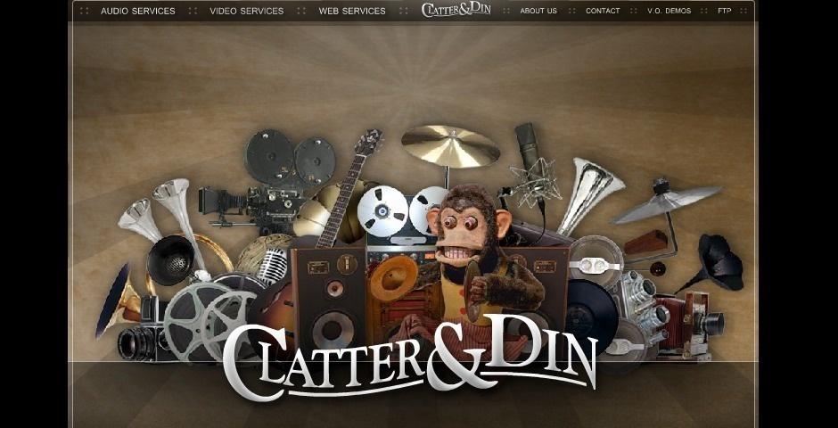 Webby Award Nominee - Clatter & Din