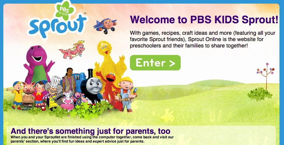 Webby Award Winner - PBS KIDS Sprout–Sprout Diner