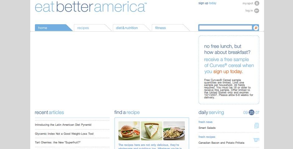Nominee - Eat Better America