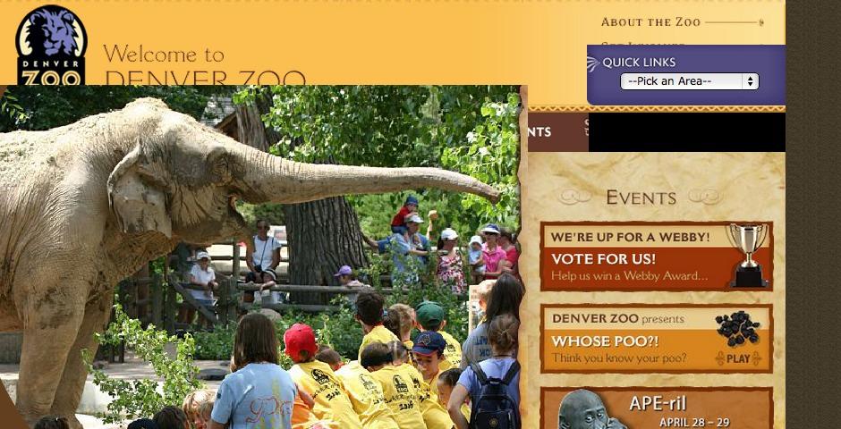 Nominee - Denver Zoo