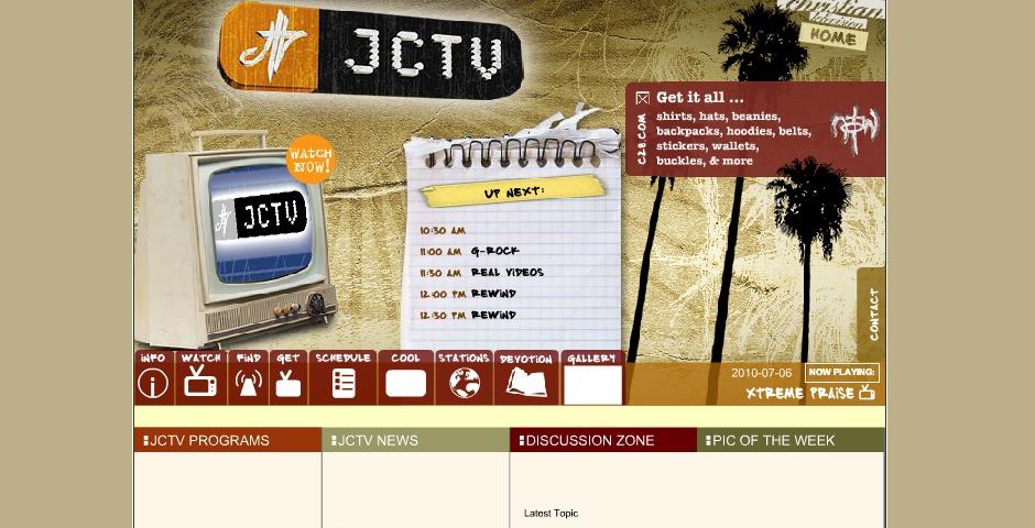 Nominee - JCTV