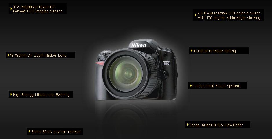 Nominee - Stunning Nikon