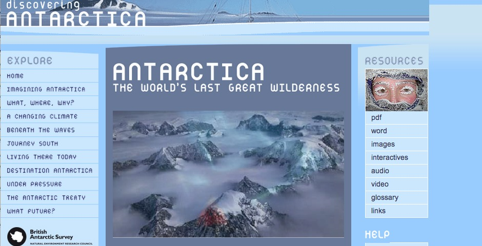 Nominee - Discovering Antarctica