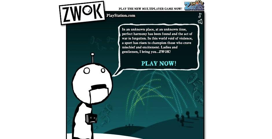 Webby Award Nominee - ZWoK!