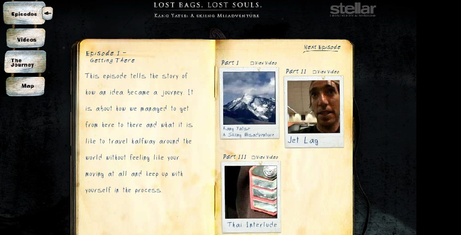 Nominee - Lost Bags, Lost Souls