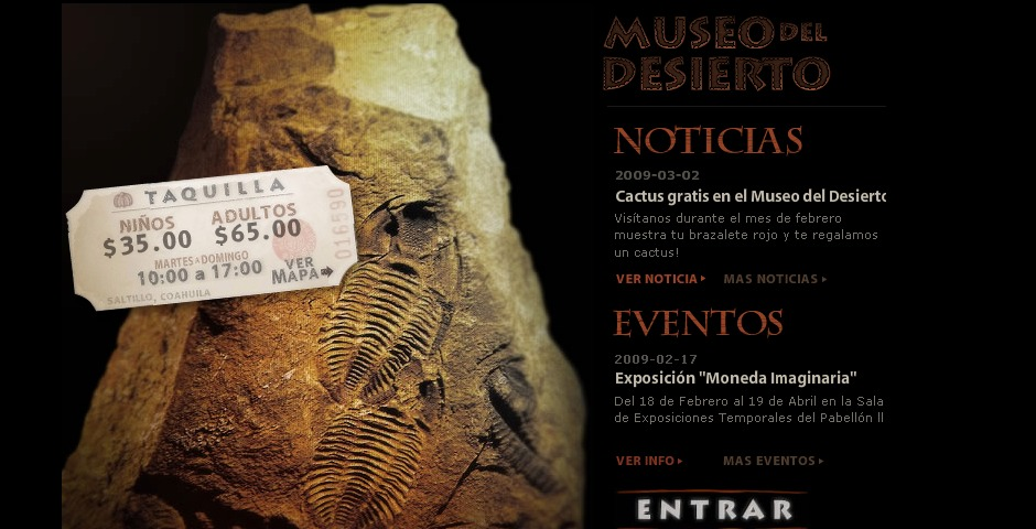 Nominee - Museum of the Desert