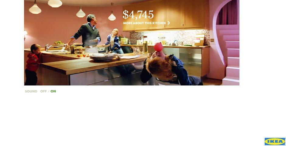 People's Voice - IKEA, Dream Kitchen