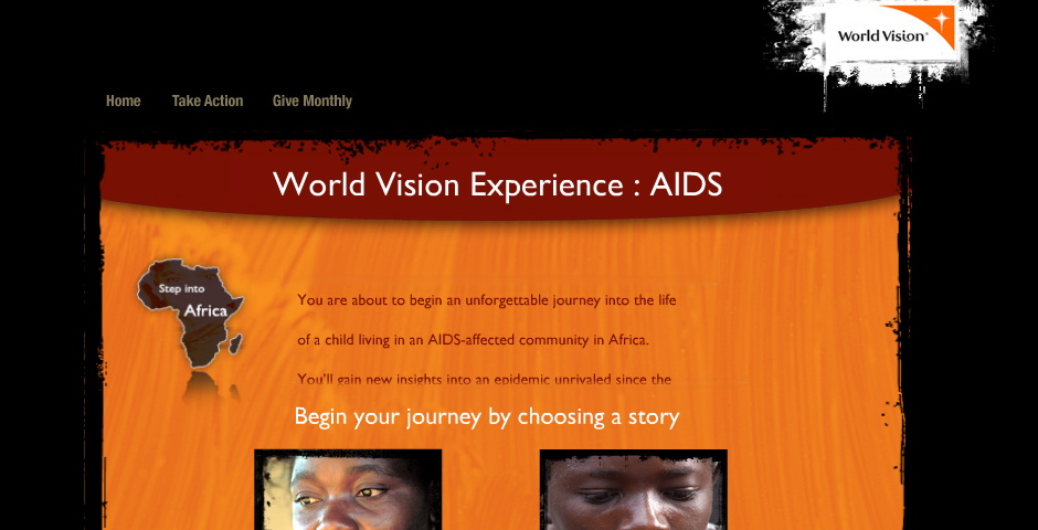 People's Voice - The World Vision AIDS Experience