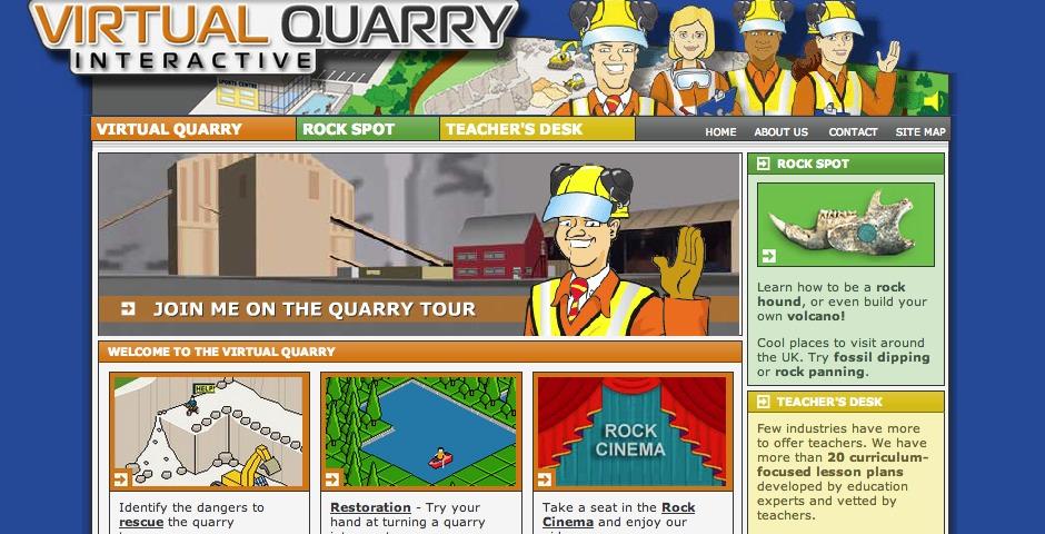 Nominee - Virtual Quarry