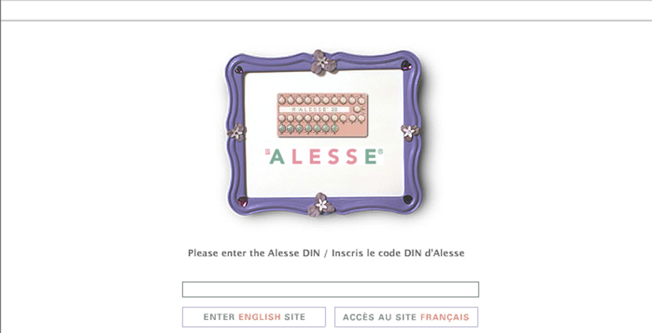 Nominee - Alesse.ca
