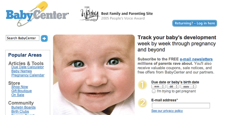 People's Voice - BabyCenter