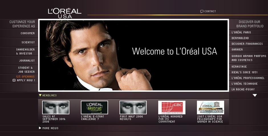 Nominee - L'Oréal USA