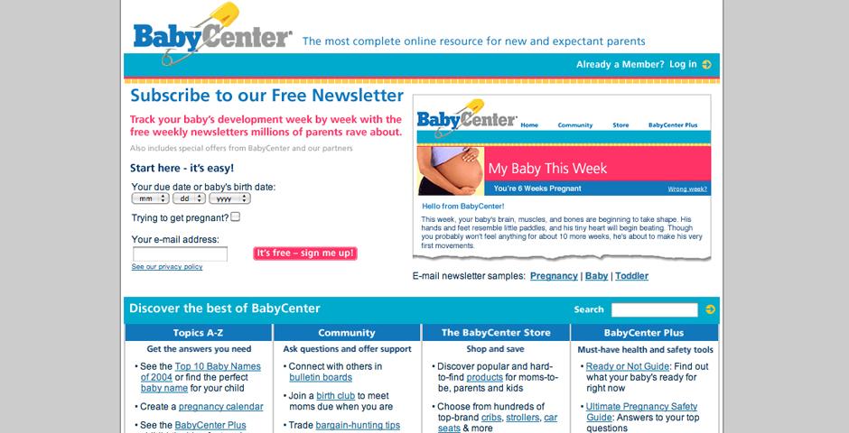 People's Voice - BabyCenter