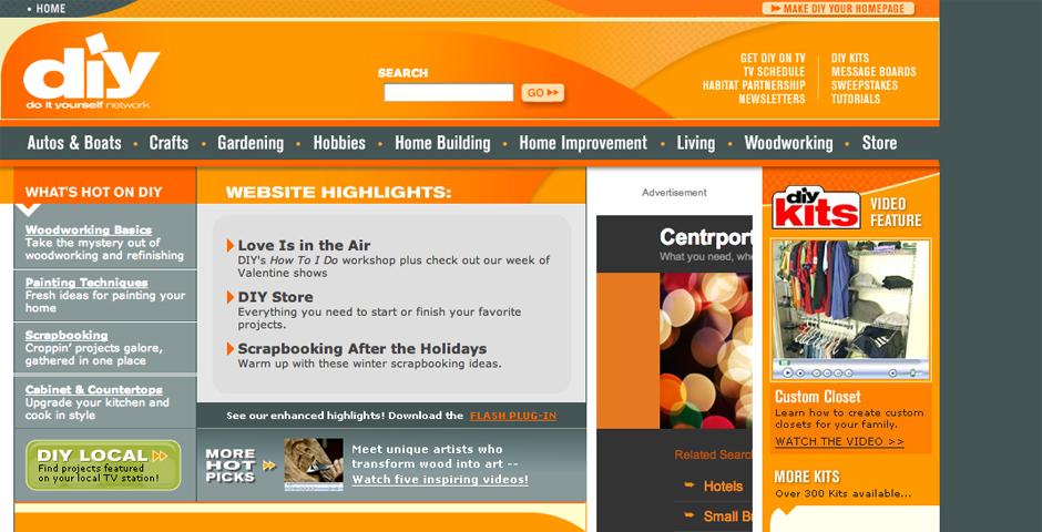 Nominee - DIYnetwork.com