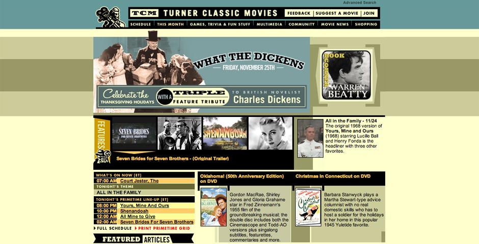 Nominee - Turner Classic Movies: The Essentials