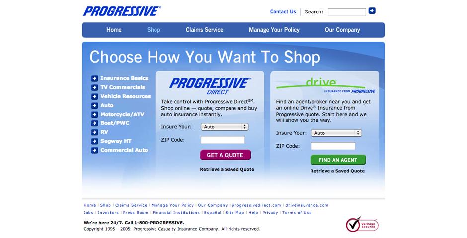Nominee - Progressive Insurance